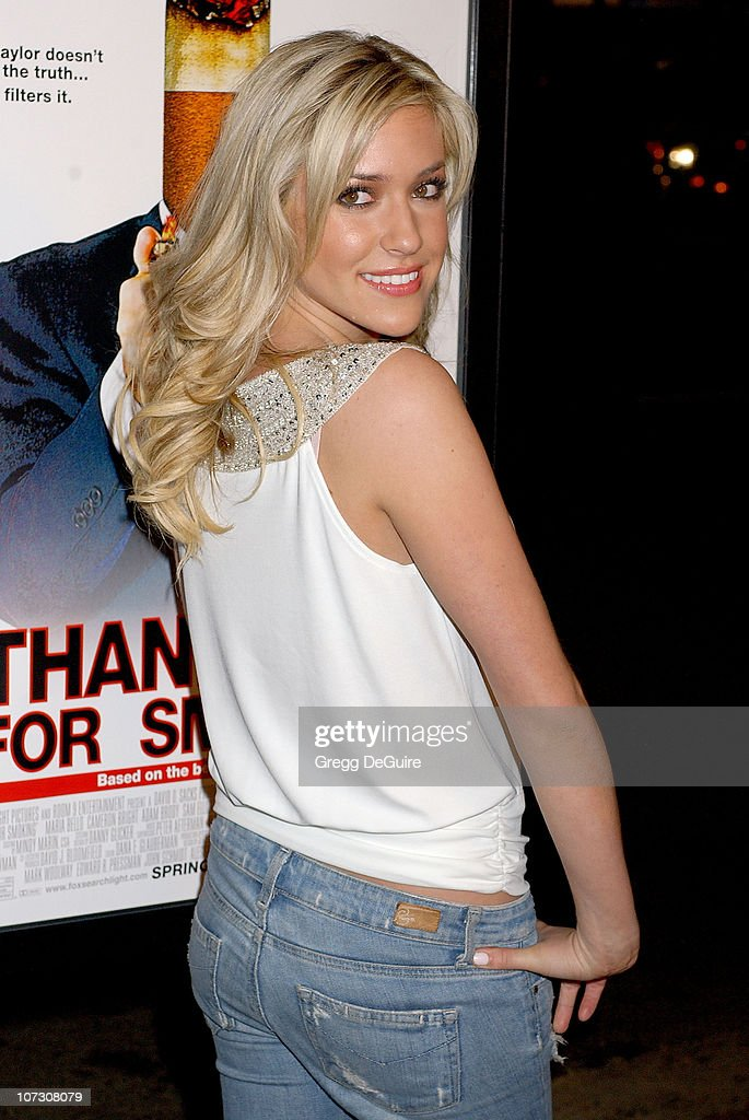 Kristin Cavallari during 'Thank You For Smoking' Los Angeles Premiere - Arrivals at Directors Guild Of America in Los Angeles, California, United States.