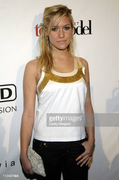 Kristin Cavallari during The alice olivia Fall 2006 Collection with a Special Tribute to Susan G Komen Breast Cancer Foundation Race for the Cure...