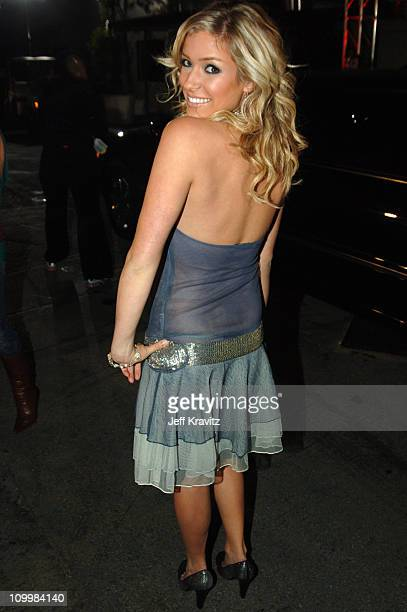 Kristin Cavallari during VH1 Big in '05 Red Carpet at Sony Studios in Los Angeles California United States