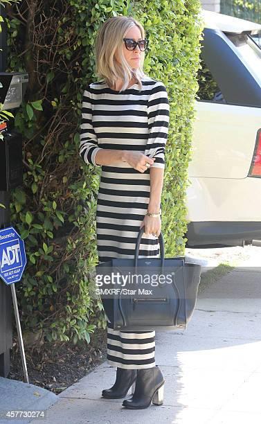 Kristin Cavallari is seen on October 23 2014 in Los Angeles California