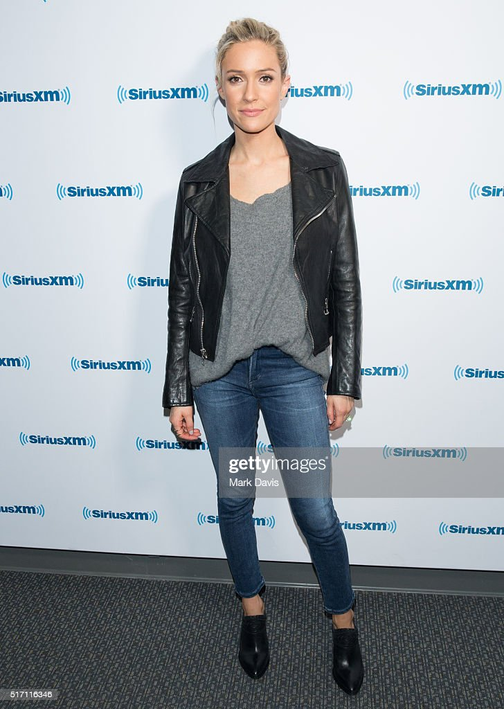 "Kristin Cavallari Talks With Maria Menounos For SiriusXM's ""Conversations with Maria"""