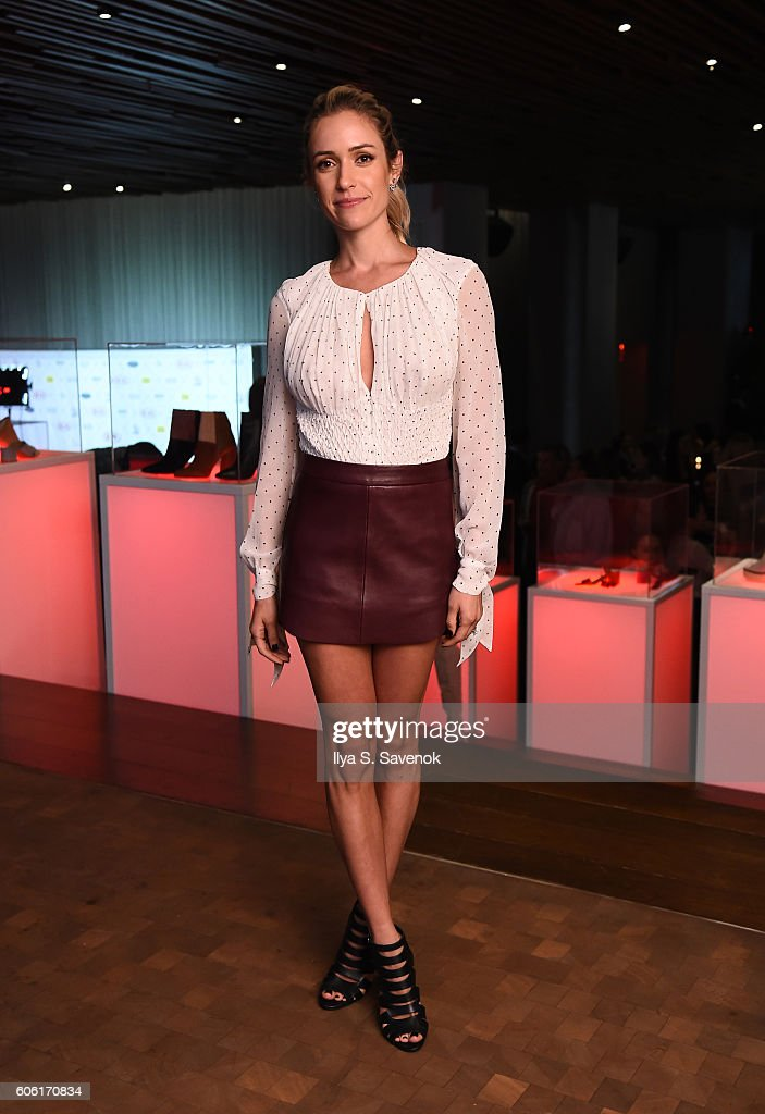 Kristin Cavallari Emerald DUV Jewelry + Chinese Laundry - Presentatation - September 2016 Style360