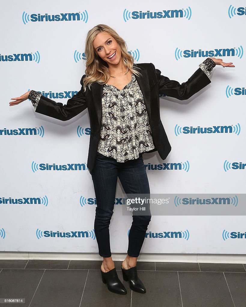 Celebrities Visit SiriusXM Studios - March 16, 2016
