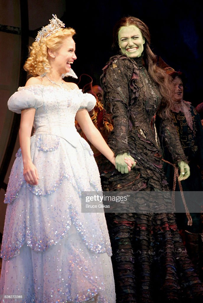 Opening Night of Wicked on Broadway : News Photo