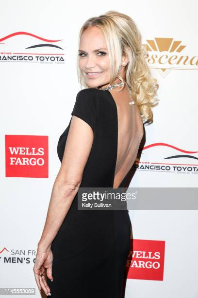 Kristin Chenoweth arrives at The San Francisco Gay Men's Chorus' 41st Season Crescendo Gala Fundraiser at The Fairmont on April 27, 2019 in San...