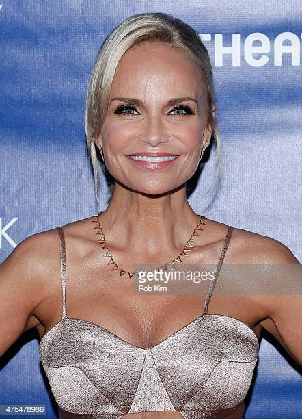 Kristin Chenoweth attends The 60th Annual Drama Desk Awards Arrivals at Anita's Way on May 31 2015 in New York City