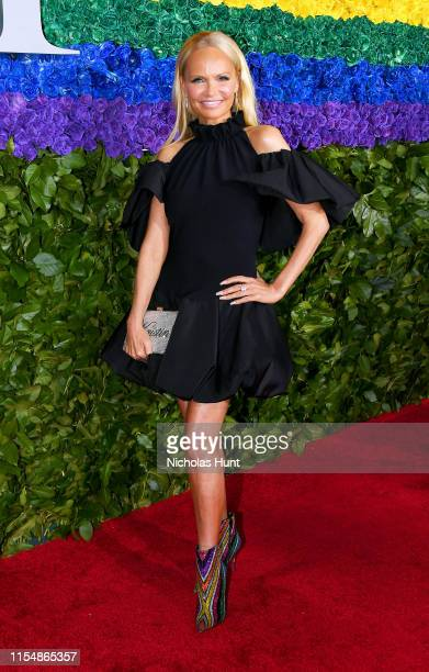 Kristin Chenoweth attends the 73rd Annual Tony Awards at Radio City Music Hall on June 09 2019 in New York City
