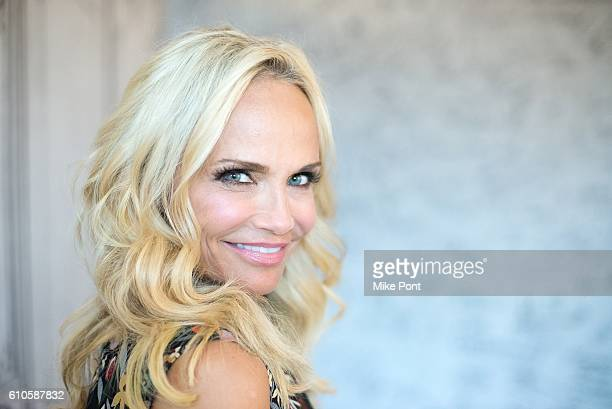 Kristin Chenoweth attends The Build Series to discuss her new album 'The Art of Elegance' at AOL HQ on September 26 2016 in New York City