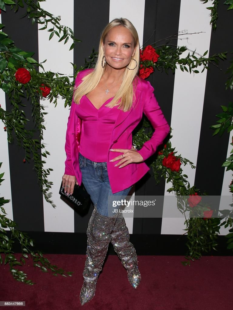 Kristin Chenoweth attends the LAND of distraction Launch Event at Chateau Marmont on November 30, 2017 in Los Angeles, California.