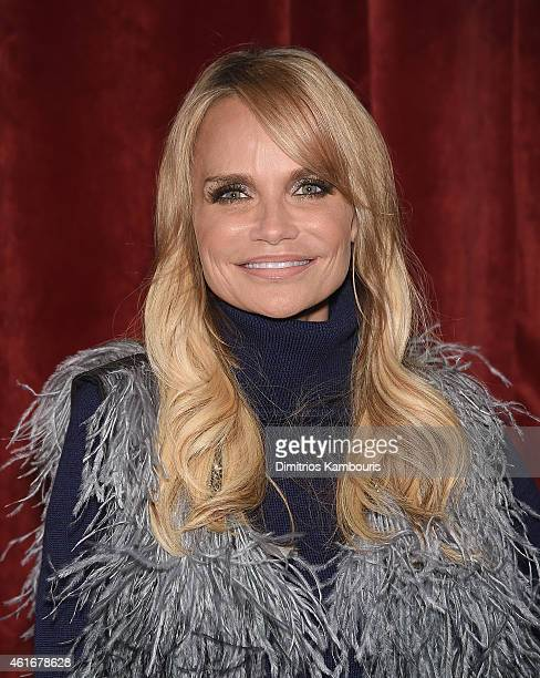 Kristin Chenoweth attends The New York Special Screening Of Lucasfilm's STRANGE MAGIC At The Tribeca Grand Hotel Hosted By The Cinema Society on...