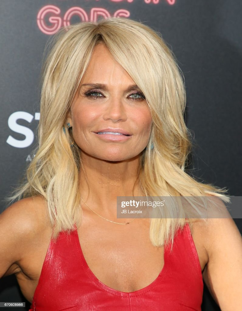 Kristin Chenoweth attends the premiere Of Starz's 'American Gods' on April 20, 2017 in Hollywood, California.
