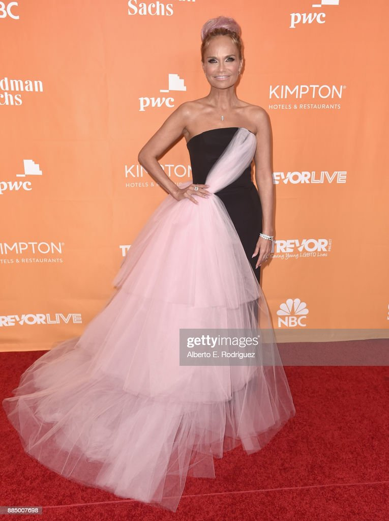 Kristin Chenoweth attends The Trevor Project's 2017 TrevorLIVE LA on December 3, 2017 in Beverly Hills, California.