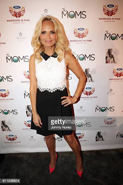 Kristin Chenoweth Celebrates Her New Album 'The Art Of Elegance' With MAMARAZZI at The Carlyle on September 28 2016 in New York City