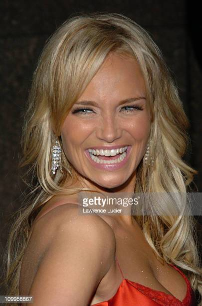Kristin Chenoweth during 58th Annual Tony Awards Arrivals at Radio City Music Hall in New York City New York United States
