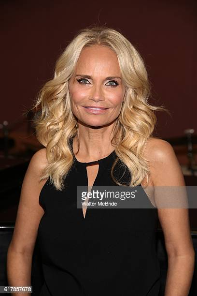 Kristin Chenoweth in Rehearsal for her new Broadway Show 'My Love Letter to Broadway' at Carroll Studios on October 24 2016 in New York City