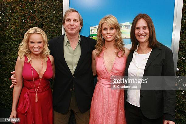 Kristin Chenoweth Producer Doug Wick Cheryl Hines and Producer Lucy Fisher