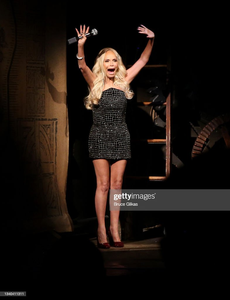 """""""Wicked"""" Reopens On Broadway : News Photo"""