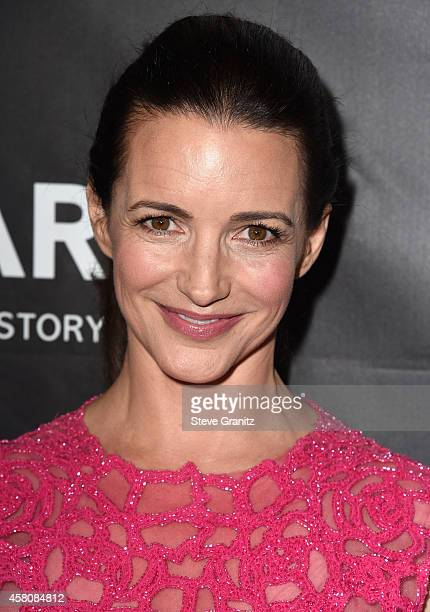 Kristin Davis arrives at the amfAR LA Inspiration Gala Honoring Tom Ford Hosted By Gwyneth Paltrow at Milk Studios on October 29 2014 in Hollywood...