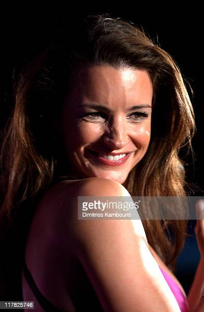 """Kristin Davis during 10th Annual QVC Presents """"FFANY Shoes On Sale"""" at The American Museum of Natural History in New York City, New York, United..."""