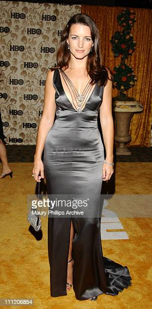 Kristin Davis during 54th Annual Primetime Emmy Awards HBO AfterParty at Spago at Spago Restaurant in Beverly Hills California United States
