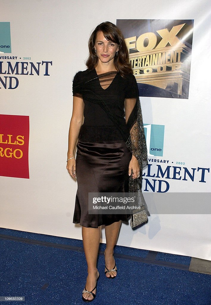 """Stars 2002"" Benefit Gala for Fulfillment Fund's 25th Anniversary"