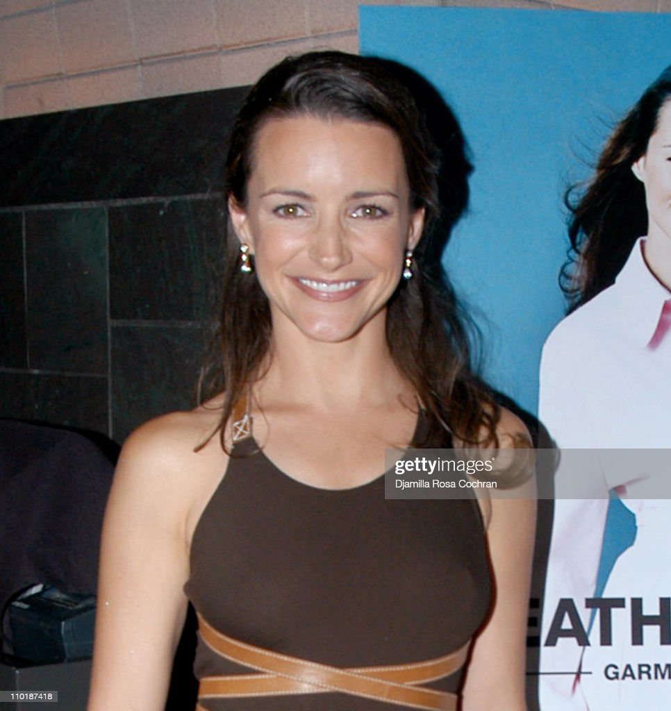 """Kristin Davis Hosts """"Style in the City"""" - Weatherproof Garment Company's Spring 2005 Preview"""