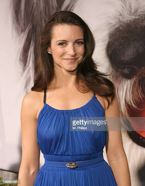 Kristin Davis during 'The Shaggy Dog' Los Angeles Premiere at El Capitan in Los Angeles California United States