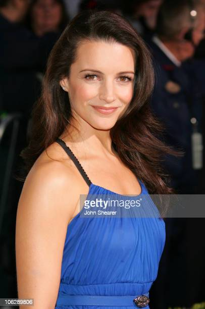 Kristin Davis during Walt Disney's World Premiere of The Shaggy Dog Arrivals at El Capitan Theatre in Hollywood California United States