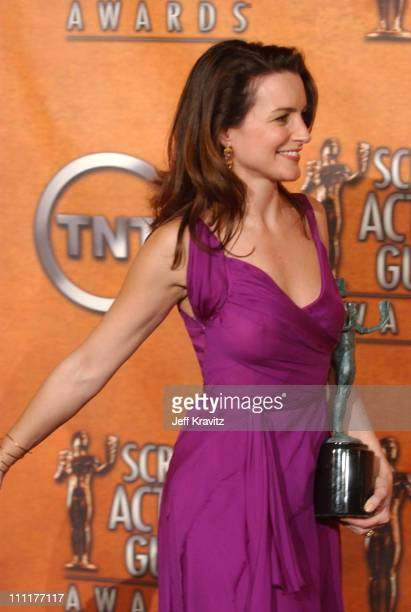 Kristin Davis winner for Outstanding Performance by an Ensemble in a Comedy Series for 'Sex and the City'
