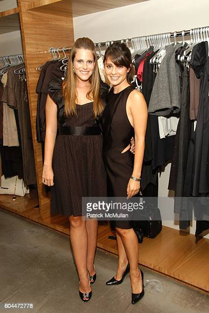 Kristin Eberts and Shiri Appleby attend Opening of AURA hosted by Kristin Eberts and Amy Smart at Los Angeles on August 16 2006