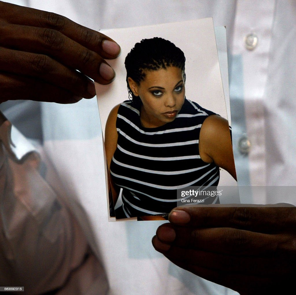 Kristin High drowned along with another college friend, Kenitha Saafir, during an alleged hazing rit : News Photo