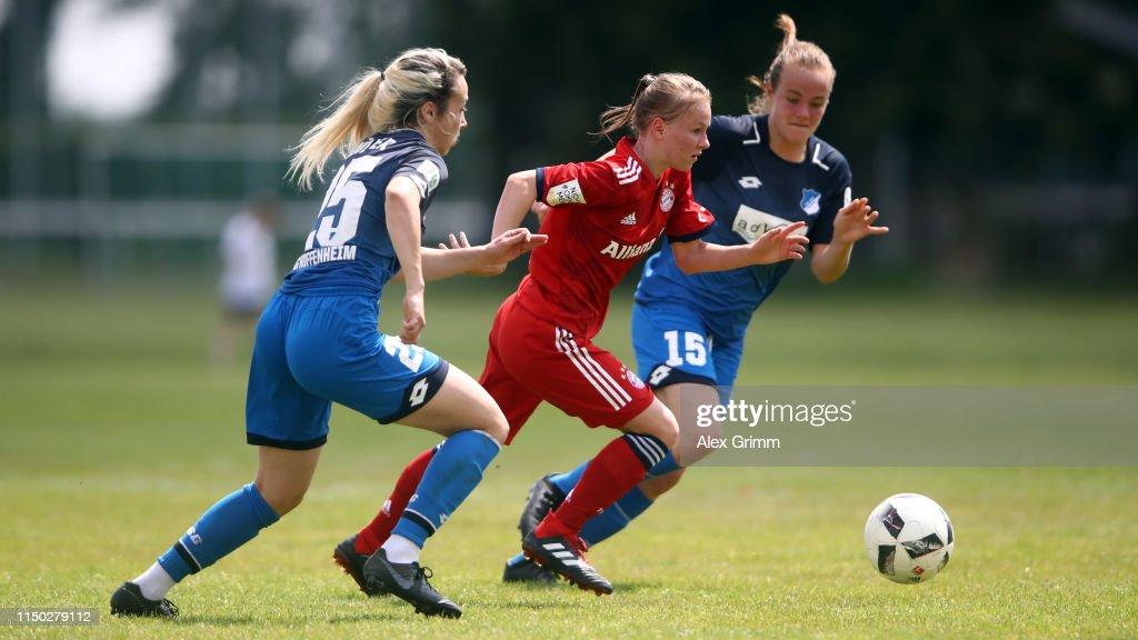 DEU: TSG 1899 Hoffenheim II v FC Bayern Muenchen II - 2. Frauen Bundesliga
