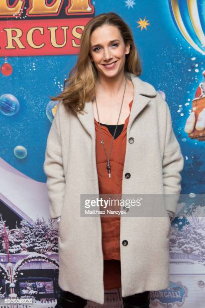 Kristin Meyer attends the 14th Roncalli Christmas at Tempodrom on December 16 2017 in Berlin Germany