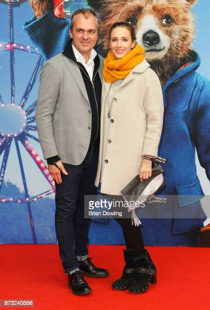 Kristin Meyer attends the 'Paddington 2' premiere at Zoo Palast on November 12 2017 in Berlin Germany