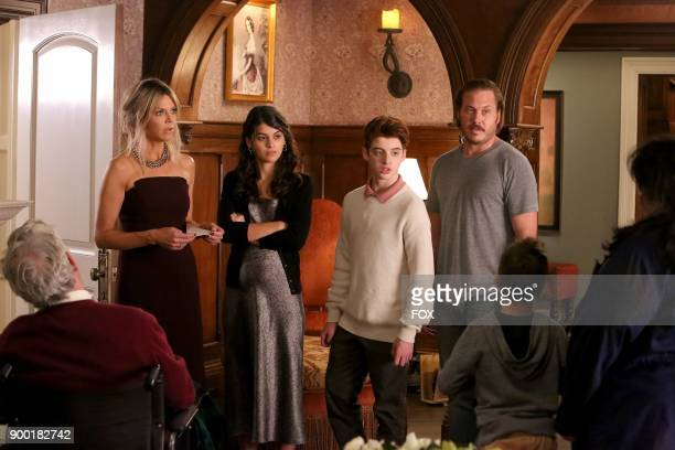 Kristin Olson Sofia BlackDElia Thomas Barbusca and Scott MacArthur in the 'The Lovers' episode of THE MICK airing Tuesday Nov 7 on FOX