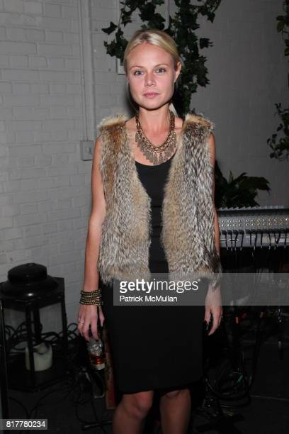 Kristin Rawson attends Ann Taylor Spring 2011 Preview Party at Gramercy Park Rooftop on October 20 2010 in New York