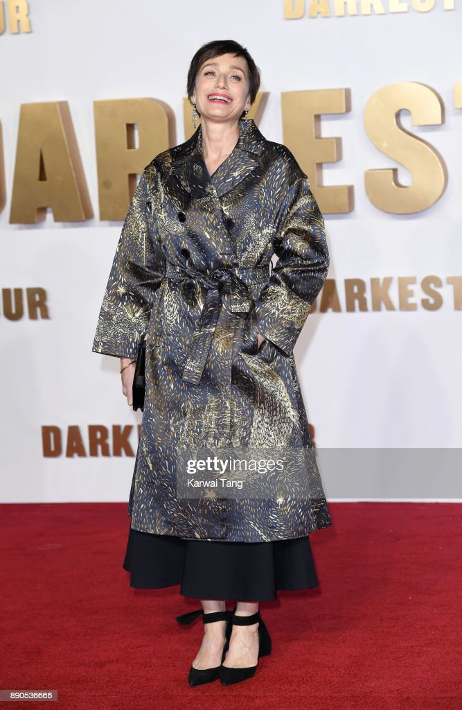 'Darkest Hour' UK Premiere - Red Carpet Arrivals