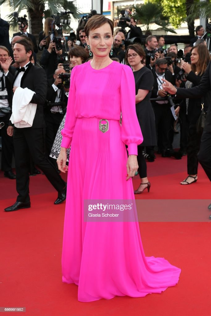 'The Killing Of A Sacred Deer' Red Carpet Arrivals - The 70th Annual Cannes Film Festival : News Photo