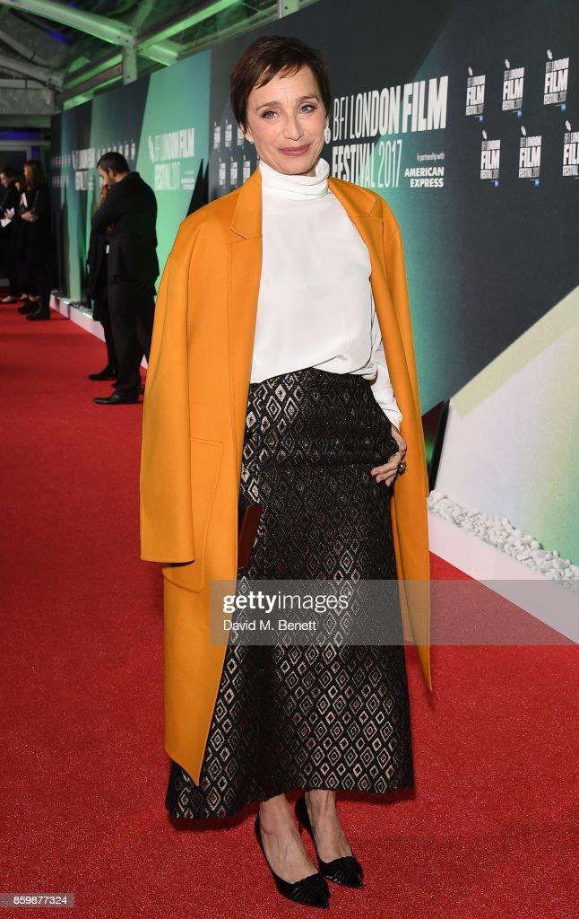 """""""The Party"""" UK Premiere - 61st BFI London Film Festival - VIP Arrivals"""