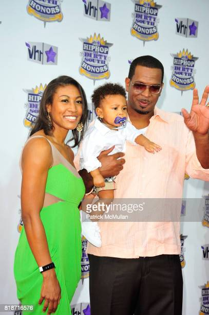 Kristin Thompson Blake And Luther Luke Campbell Attend 2010 Vh1 Hip