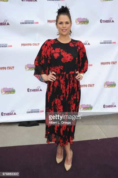 Kristina Aaryn Martin arrives for the 2018 Etheria Film Night held at the Egyptian Theatre on June 16 2018 in Hollywood California