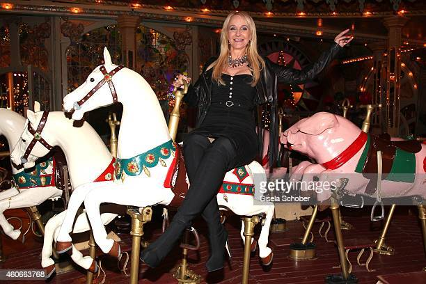 Kristina Bach during the 20th Annual Jose Carreras Gala on December 18 2014 in Rust Germany