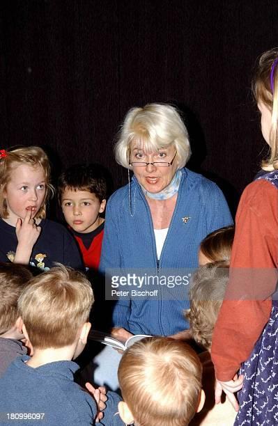 Kristina Böhm , Kinder die Patienten oder Angehörige von Patienten sind, Lesung aus dem neuen Kinderbuch von Kristina Böhm, , für todkranke Kinder,...