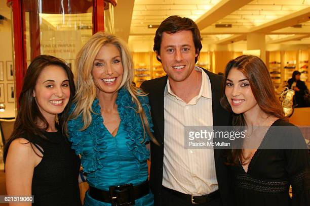 Kristina Brittenham Heather Thomas Jesse Sisgold and Shauna Brittenham attend Book Signing For Trophis The Debut Novel By HEATHER THOMAS at Barneys...