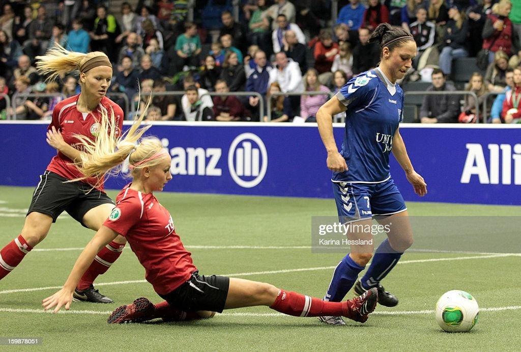 DFB Women's Indoor Cup 2013