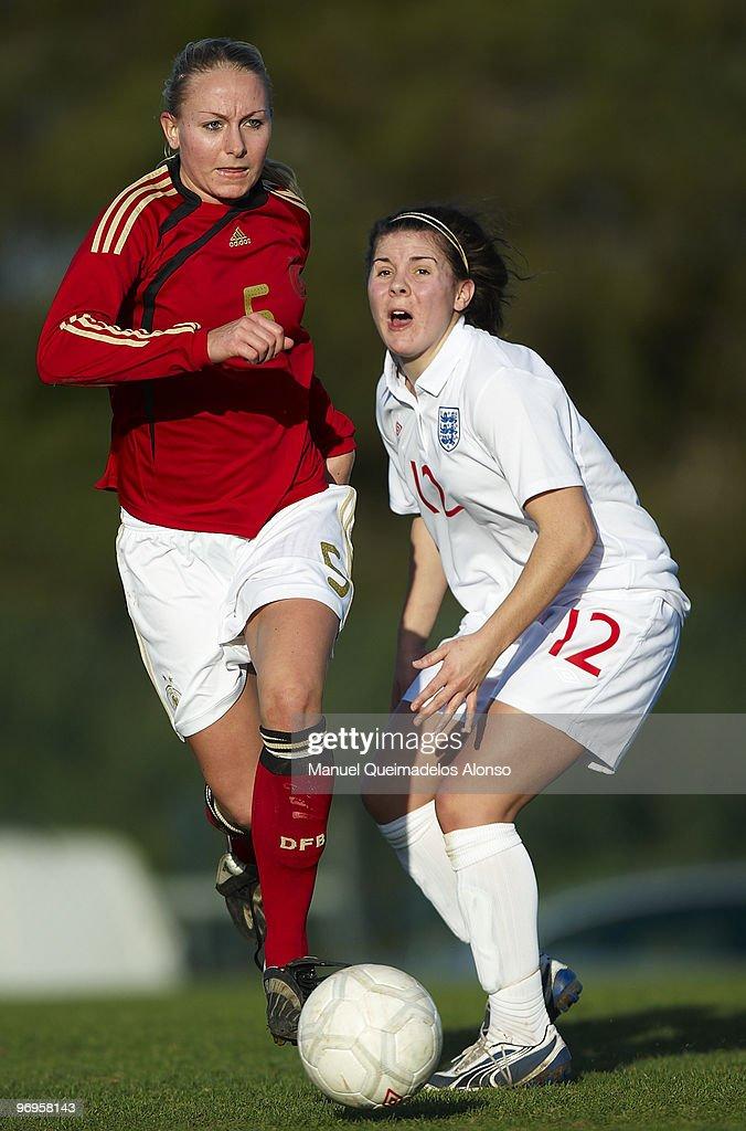 U20 Germany v U23 England - Women International Friendly