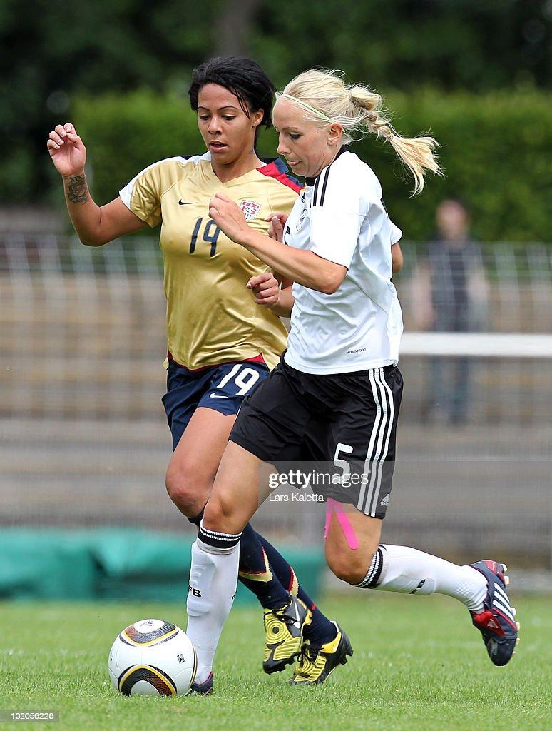 U20 Germany v U20 USA - Women International Friendly