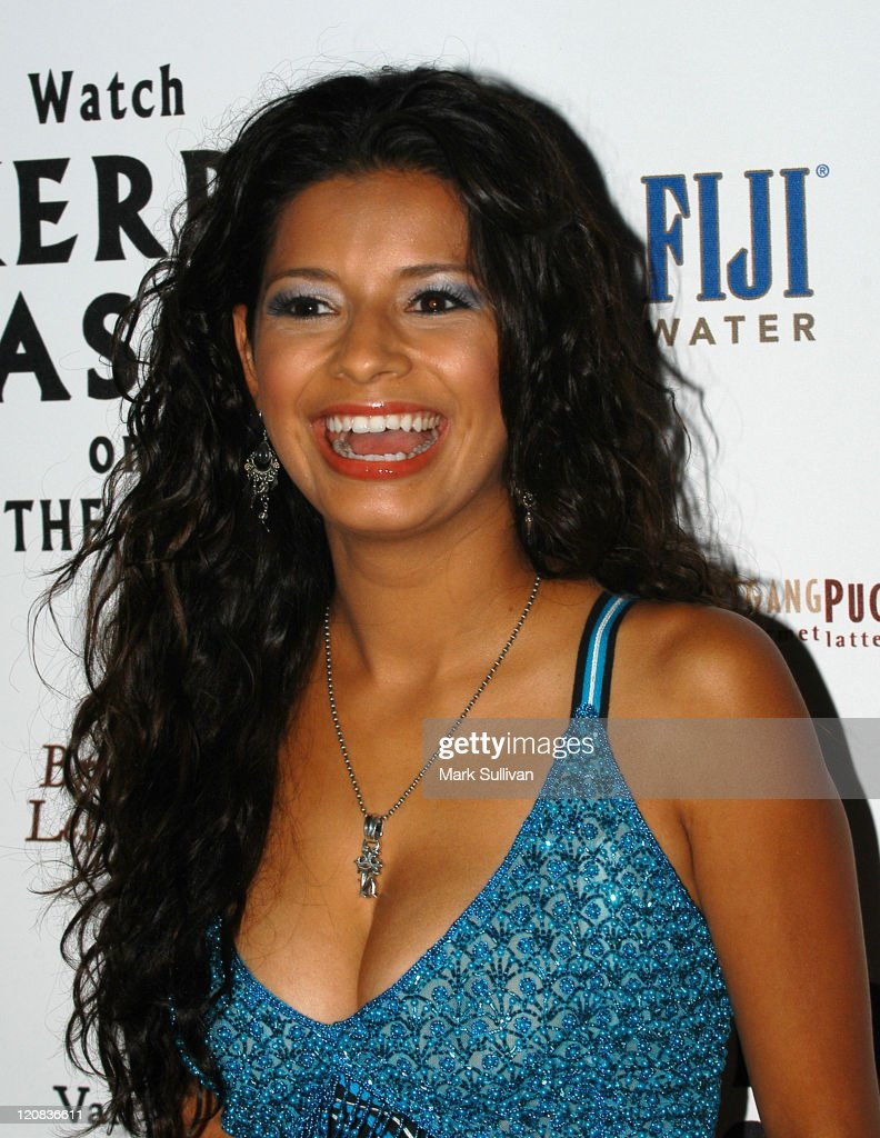 Kristina Guerrero during Kerri Kasem Birthday Party at Brasserie Les Voyous in Hollywood, California, United States.