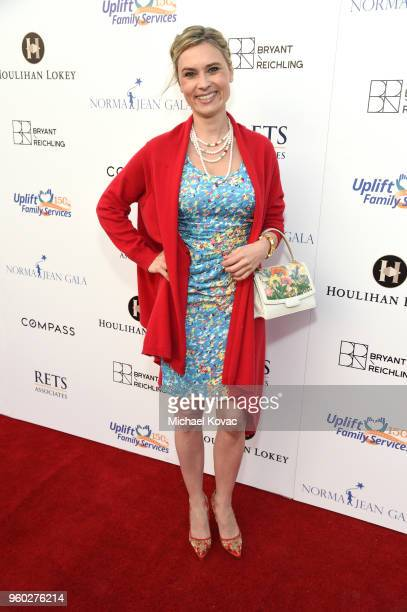 Kristina Klebe attends Uplift Family Services at Hollygrove's 7th Annual Norma Jean Gala Presented By Houlihan Lokey on May 19 2018 in Hollywood...