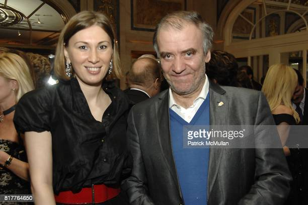Kristina Kovalenko Valery Gergiev attend White Nights Annual Benefit Celebrates The Mariinsky Theatre's 150th Anniversary and Looks to the Future at...